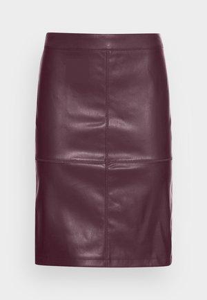 VIPEN NEW SKIRT - Mini skirt - winetasting