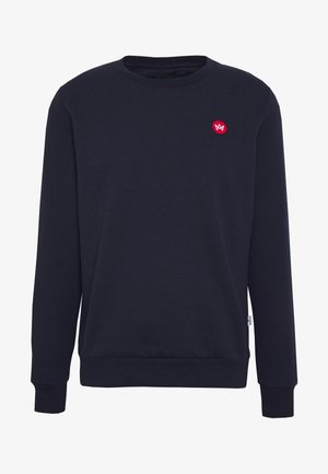 LARS RECYCLED - Sweater - navy