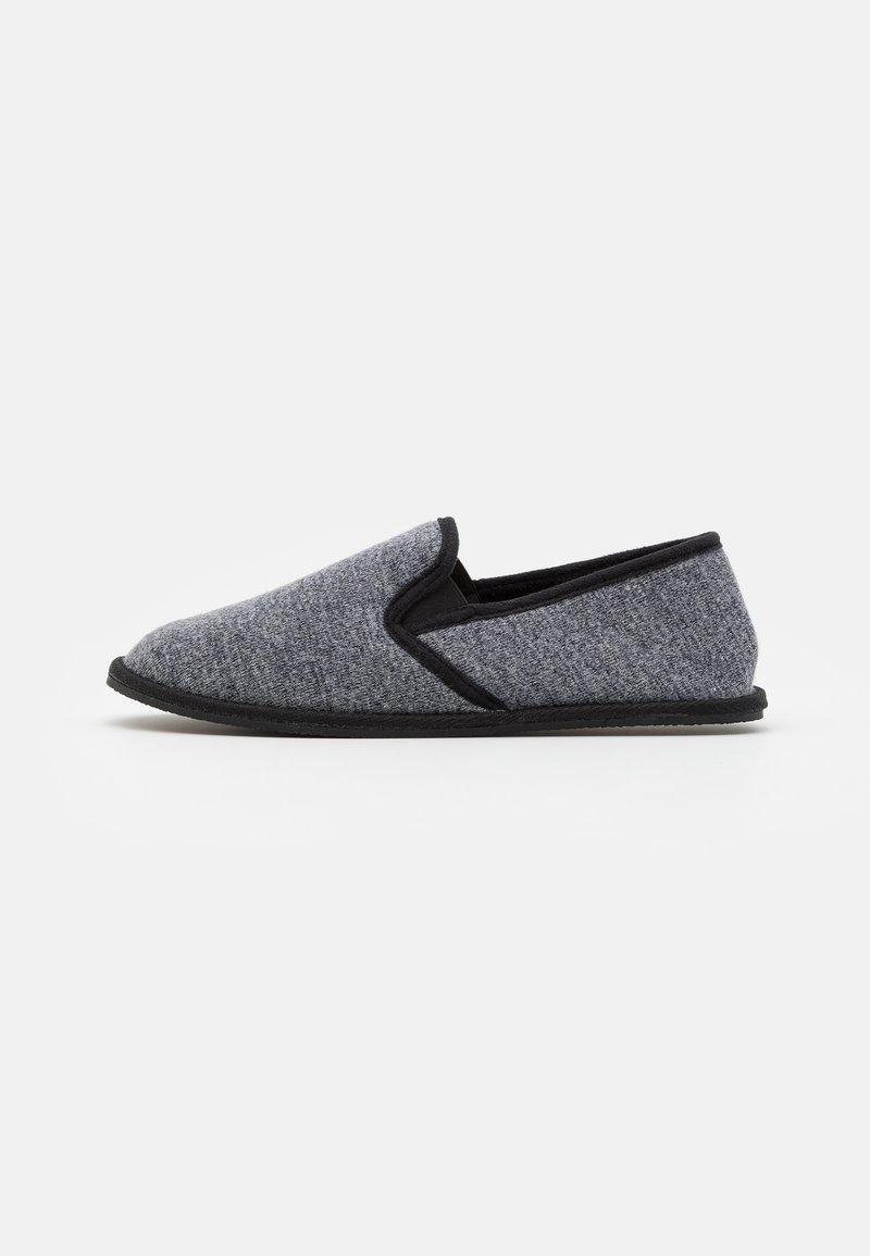 Pier One - UNISEX - Kapcie - dark grey