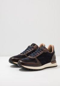 Giorgio 1958 - Sneakersy niskie - caffe/fox/bouvier - 2