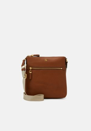 JETTY CROSSBODY MEDIUM - Across body bag - tan