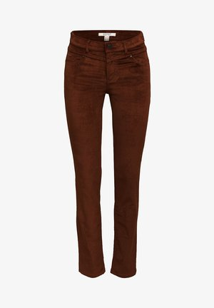 FASHION  - Stoffhose - brown