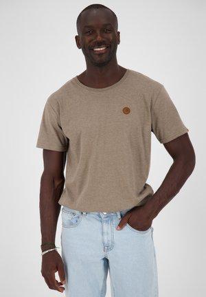 MADDOXAK - T-shirt basic - stone