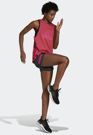 DAMEN  - Sports shorts - grau