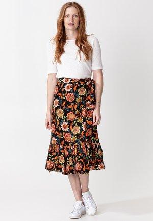 JAYLEE - Maxi skirt - black