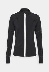 Hunkemöller - REFLECTIVE RUNNING JACKET - Sports jacket - black - 0