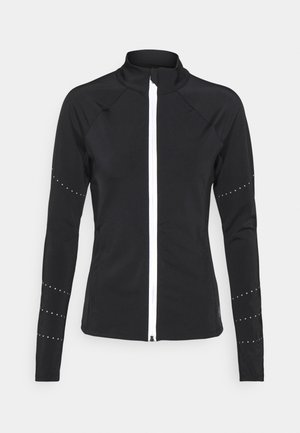 REFLECTIVE RUNNING JACKET - Sports jacket - black
