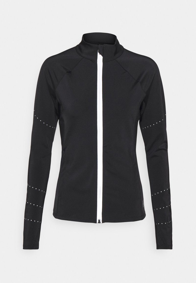 Hunkemöller - REFLECTIVE RUNNING JACKET - Sports jacket - black