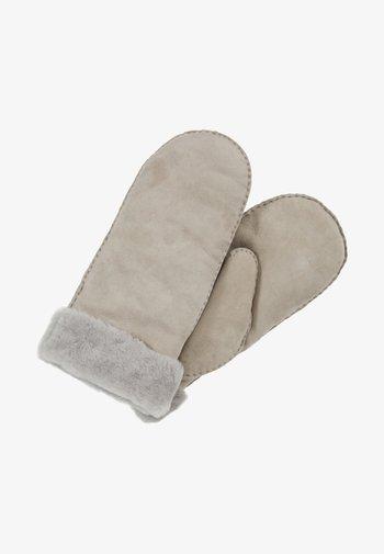 GRIT - Rękawiczki z jednym palcem - grey