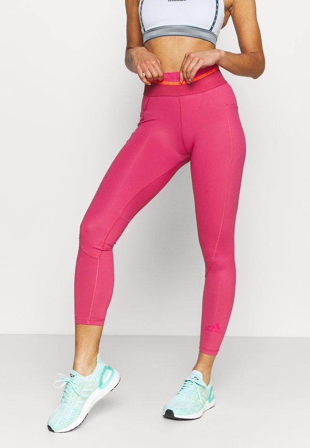 Leggings - wild pink