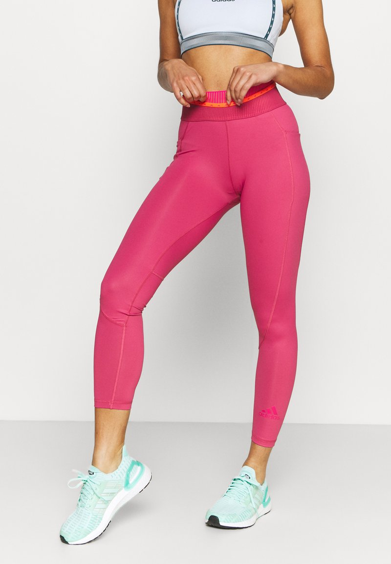 adidas Performance - Tights - wild pink