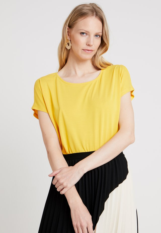 MASSTAB - T-shirt basic - freesia