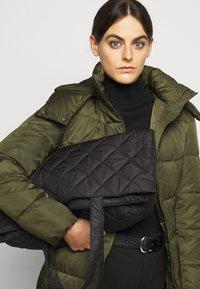 HUGO - FLEURIS - Winter coat - khaki - 6