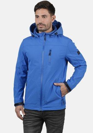 SOFTSHELLJACKE DEEGAN - Light jacket - cobalt