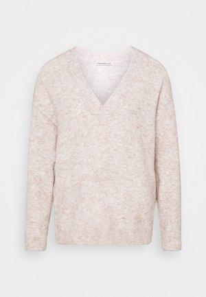 LINNA - Sweter - braun