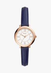 Fossil - JACQUELINE - Watch - blau - 1