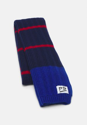 EXCLUSIVE SCARF UNISEX - Schal - navy