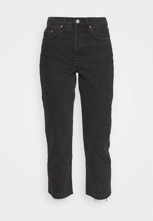 PAX - Straight leg jeans - black