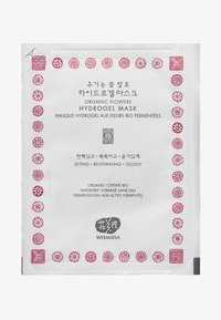 Whamisa - HYDROGEL FLOWERS MASK - Face mask - - - 0