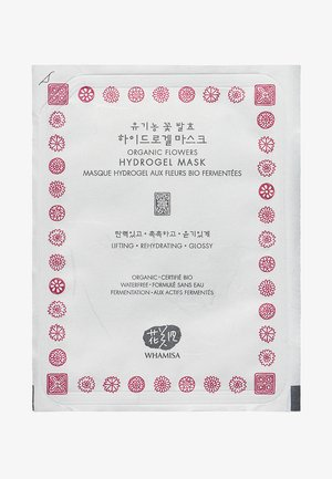 HYDROGEL FLOWERS MASK - Face mask - -