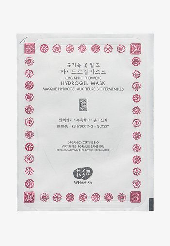 HYDROGEL FLOWERS MASK
