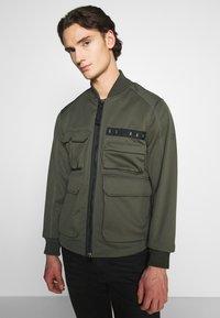 G-Star - MULTIPOCKET - Summer jacket - asfalt - 3