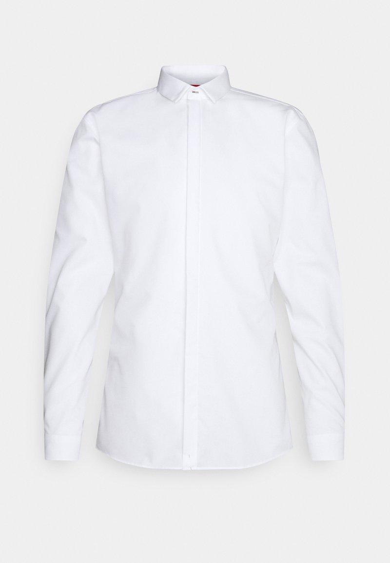 HUGO - ETRAN - Camicia elegante - open white