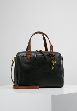 RACHEL SATCHEL - Handbag - black