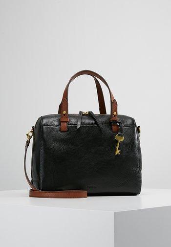 RACHEL SATCHEL - Handbag - black