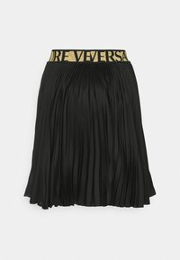 Versace Jeans Couture - SKIRT - A-line skirt - white/gold - 11