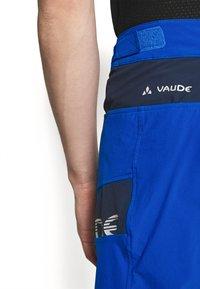 Vaude - MENS ALTISSIMO SHORTS III - Short de sport - signal blue - 4