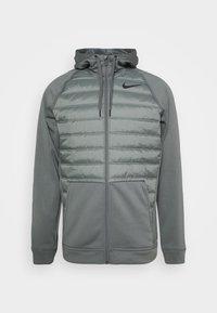 Sportovní bunda - smoke grey/smoke grey/black