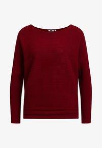 WE Fashion - Jumper - vintage red - 5