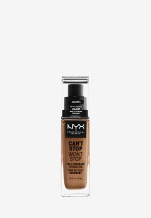 CAN'T STOP WON'T STOP FOUNDATION - Foundation - 15 caramel