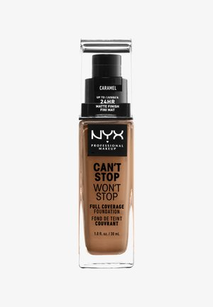 CAN'T STOP WON'T STOP FOUNDATION - Fond de teint - 15 caramel