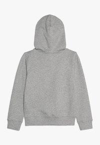 Calvin Klein Jeans - MONOGRAM HOODIE - Mikina skapucí - grey - 1