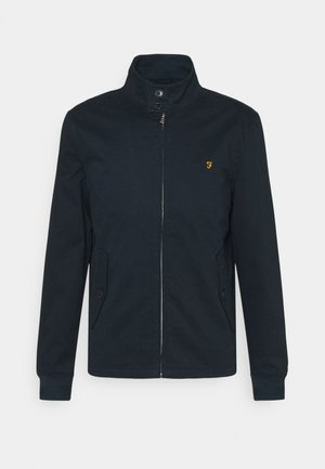 HARDY HARRINGTON - Summer jacket - true navy
