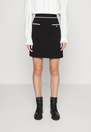 MAXI - Mini skirt - noir
