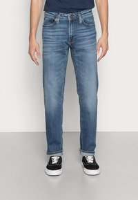Jack & Jones - JJICLARK JJORIGINAL - Jeans a sigaretta - blue denim - 0