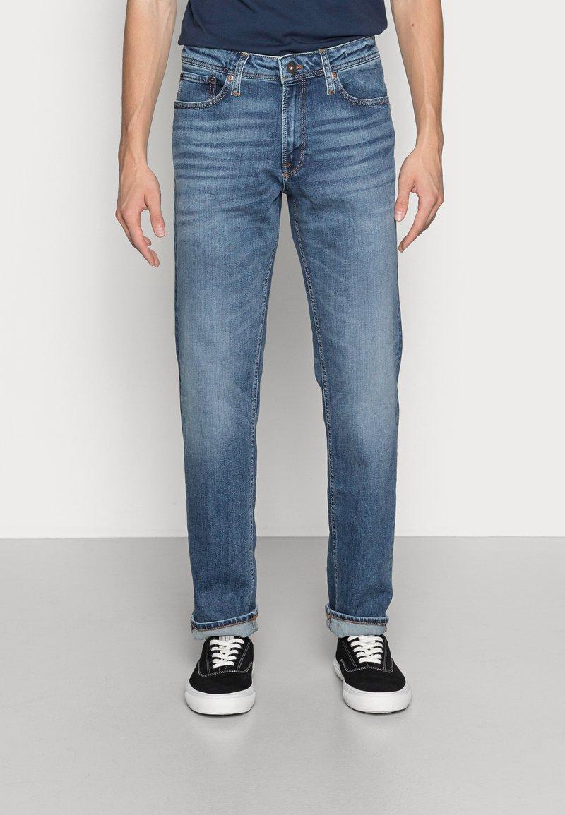 Jack & Jones - JJICLARK JJORIGINAL - Jeans a sigaretta - blue denim