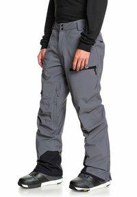 Quiksilver - Snow pants - iron gate - 2