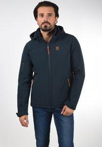 INDICODE JEANS - Outdoor jacket - navy - 0