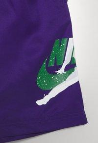 Jordan - JUMPMAN POOLSIDE SHORT - Pantaloncini sportivi - court purple - 2