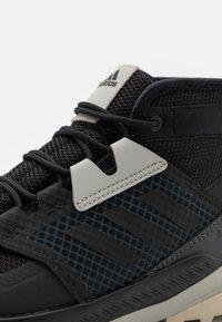 adidas Performance - TERREX TRAILMAKER - Hiking shoes - core black/alumina - 5