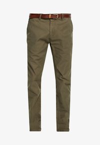 Scotch & Soda - STUART CLASSIC - Chino - olive - 4