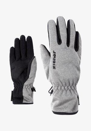 LIMPORT - Gloves - grey melange