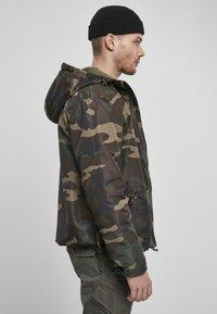 Brandit - Summer jacket - woodland - 3
