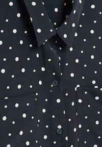 Violeta by Mango - Button-down blouse - marineblau - 6