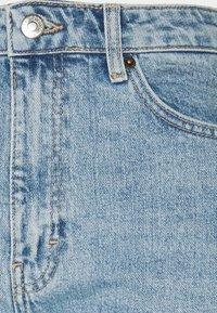 Topshop Tall - Straight leg jeans - bleach - 2