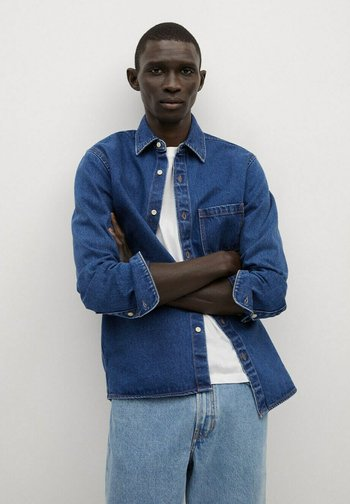 JAZZ - Overhemd - bleu foncé